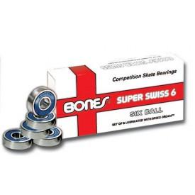 Bones Swiss Super 6 Bearings