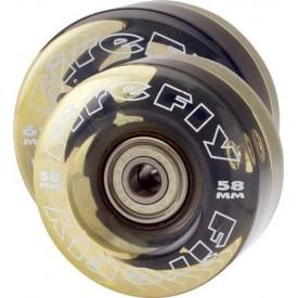 Fire Flys Light-Up Skate Wheels