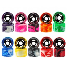 Twister Quad Speed Skate Wheels