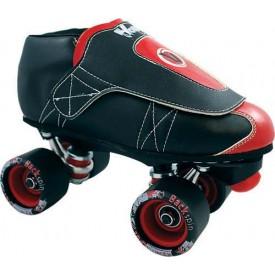 Vanilla Junior Red & Black Skates